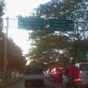 Tanah Di Nol Jalan Raya Bandara Juanda Cocok Untuk Hotel/Kantor.