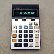 Casio J-30 Kalkulator / Calculator 12Digit