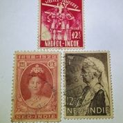 Perangko Indonesia Ned-Indie
