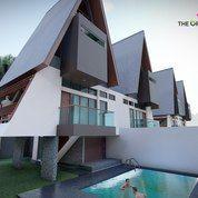 Villa Eksklusif 2 Lantai Cuma 799 Juta Plus Bonus Kolam Renang Dan Taman