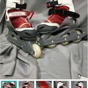 Sepatu Roda Ukuran 34 Eks Import (17784151) di Kota Bandung