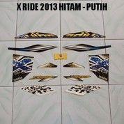 Striping X Ride 2013 Hitam - Putih (17788839) di Kota Jambi