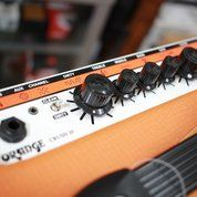 Amplifier Gitar Orange Crush 20 Murah Di Bandung
