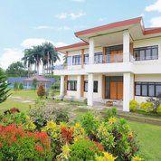 [E63B46] Villa 7 Kamar 255m2 - Ciapus, Tamansari, Bogor, Jawa Barat