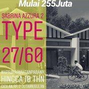 SABRINA AZZURA 2. Bisa Dicicil Dengan KPR Syariah Tanpa Bank