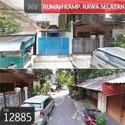 Rumah Kamp. Rawa Selatan, Jakarta Pusat, 174 M, 1 Lt, SHM (17813639) di Kota Jakarta Pusat