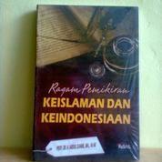 Buku Ragam Pemikiran Keislaman Dan Keindonesiaan (17814135) di Kota Semarang