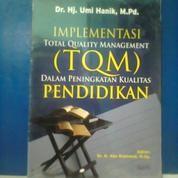 Buku Implementasi Total Quality Management (TQM) (17815315) di Kota Semarang