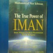 Buku The True Power Of IMAN