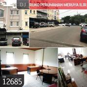 Ruko Perumahan Taman Meruya Ilir, Jakarta Barat, 5x13,5m, 3 Lt, HGB (17816603) di Kota Jakarta Barat