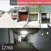 Kompleks Ruko Kapuk Lestari, Jakarta Utara, 4x15m, 4 Lt, SHM (17820795) di Kota Jakarta Utara