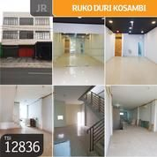 Ruko Duri Kosambi, Jakarta Barat, 4x20m, 2 Lt, SHM (17820975) di Kota Jakarta Barat