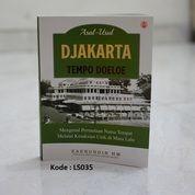 Buku Asal Usul Jakarta Tempo Doeloe (Kode : LS035) (17825967) di Kota Jakarta Barat