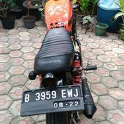 Motor Modif Japstyle (17831103) di Kota Jakarta Pusat