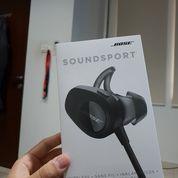 Bose Soundsport Bluetooth Black (17837143) di Kota Jakarta Barat