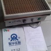 Mesin Shaker Orbital Lab Cycling Vibrator Lab HY-5 Barang Lelangan
