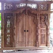 Kusen Pintu Gebyok Jati Ukir2 (17850071) di Welahan