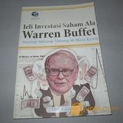 Jeli Investasi Saham Ala Warren Buffet (1785058) di Kota Jakarta Timur
