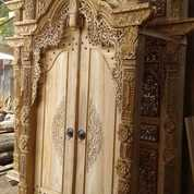 Pintu Gebyok Gapuro (17861587) di Welahan