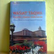 Buku Wasiat Taqwa Majelis Ulama Indonesia