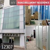 Ruko Bellmont Residence, Tower Everest, Jakarta Barat, 6x12m, 3 Lt, HGB (17880387) di Kota Jakarta Barat