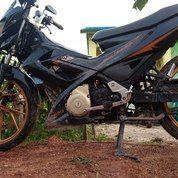 Satria Fu 2013 Ss Lengkap Mesin Lancar Plat Sdh 23 (17886139) di Kota Banjarmasin