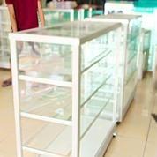 Agen Resmi Distributor Alumunium Etalase Kaca Barang Ready Stok (17890315) di Kota Jakarta Timur