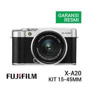 Fujifilm X-A20 Cicilan Proses 3 Menit Langsung Bawa Pulang Barang (17903571) di Kota Jakarta Pusat