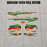 Striping Shogun 1999 Full Hitam
