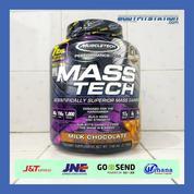 MuscleTech Mass Tech 7 Lbs / 7lb 7lbs Bulk Bulking Lb Gainer Masstech Protein Suplemen Susu Whey