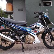 SEPEDA MOTOR SATRIA FU 2014 DI BEKASI (17928571) di Kab. Bekasi