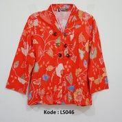 Baju Batik Shanghai (Kode : LS046) (17929227) di Kota Jakarta Barat