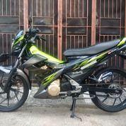 Satria FU 150 2013 Facelift SCD2 (17931663) di Kota Bekasi