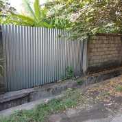 Tanah Kosong Sudah Tembok Keliling Di Tukad Batanghari Panjer (17940075) di Kota Denpasar