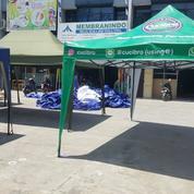 Tenda Lipat Ukuran Lebar 3x6 Meter