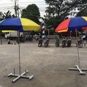 Tenda Payung Parasol Pelangi