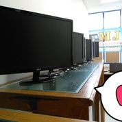 Lcd Monitor Komputer PC 23inch