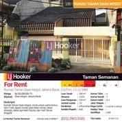 Rumah Taman Daan Mogot, Jakarta Barat, 12x25m, 1 Lt, SHM (17960483) di Kota Jakarta Barat