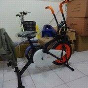 Sepeda Statis & Dinamis Platinum Bike Akai 388N No.X00022 (17966183) di Kota Semarang