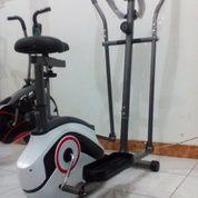 Sepeda Statis Elliptical Bike Magnetic Akai 501EA No.X00023 (17966191) di Kota Semarang