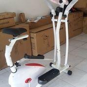 Sepeda Statis Elliptical Bike Magnetic Akai 838N No.X00024 (17966231) di Kota Semarang