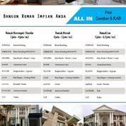 Jasa Kontraktor/Pemborong Bangunan (Rumah-Villa-Kantor-Kost-Renovasi) | Medan