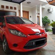 Ford Fiesta 1.4 Trendy Th 2012 Merah Km40rb Istimewa (18013943) di Kota Jakarta Selatan