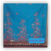Busana Batik, Gambar Baju Batik, Corak Batik, HM049 BIRU (18019599) di Kota Mojokerto