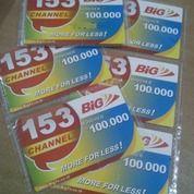 Voucher Big Tv 100.000