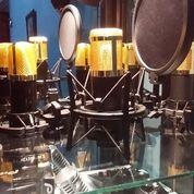 Mic Condenser Bm 800 Untuk Keperluan Rekaman, Youtuber, Broadcast, Smule Dll. (18029239) di Kab. Medan