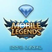 Diamond Mobile Legends - 758 Dm