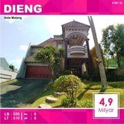 Rumah Mewah Luas 510 Di Lembah Dieng Kota Malang _ 661.18 (18038983) di Kota Malang