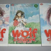 Wolf Children Yuki and Ame 1-3