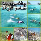 Yuk Tour KeGili Petelu Dan Pulau Pasir Dilombok Plus Snorkling (18046055) di Kota Mataram